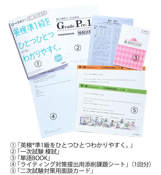 学研英検ゼミ準1級対策講座